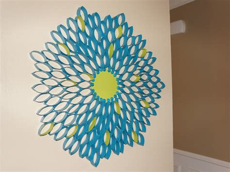 Delivering products from abroad is always free, however, your parcel may be. Useful Toilet Paper Roll Wall Art — Decor Roni Young : The Awesome of Paper Towel Roll Art Ideas