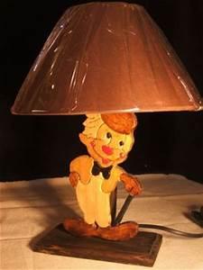 Lampe De Chevet Garçon : lampes de chevet lampe de chevet clown pour chambre d 39 enfant ~ Teatrodelosmanantiales.com Idées de Décoration