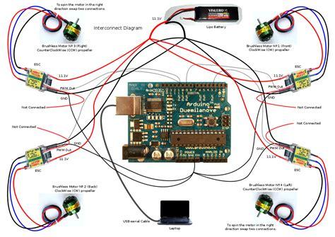 diy how to make a quadcopter