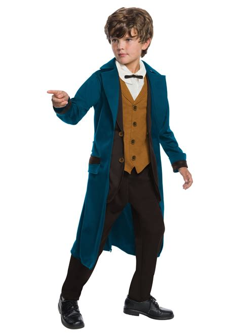 fantastic beasts newt boys costume  costumes
