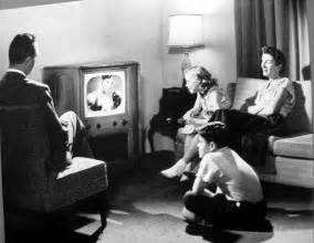 Image result for images tv in the 50s