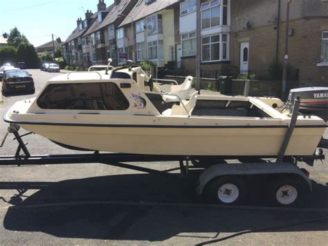 Pike Fishing Boats For Sale Uk by Fishing Boat Seahog Hunter Pike River Sea For Sale For 163