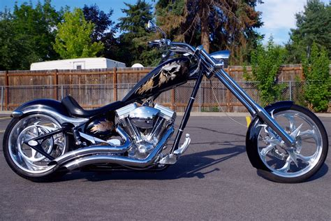 For Sale 2006 Big Dog K9 K-9 Custom Softail Chopper
