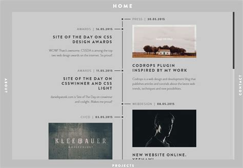 50 Beautiful Blog Design Ideas - WebFX