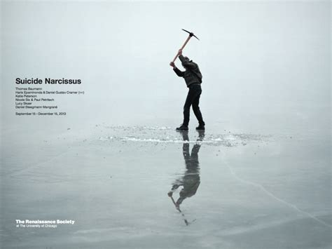 rbc wealth management suicide narcissus exhibitions the renaissance society
