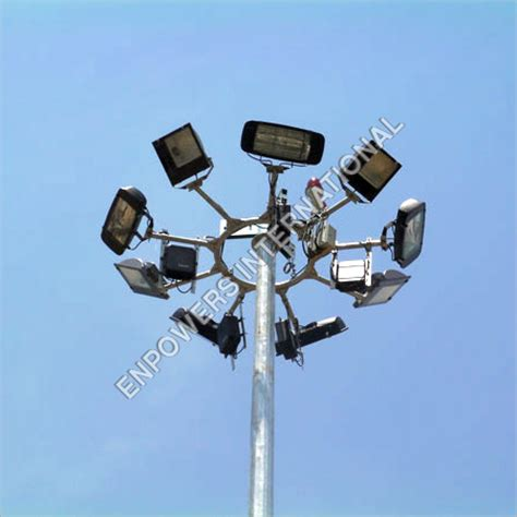 high mast lighting high mast lighting manufacturer