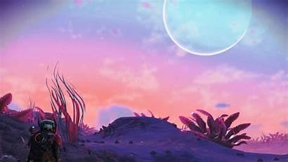 Aesthetic Landscape Desktop Backgrounds Anime Wallpapers Laptop