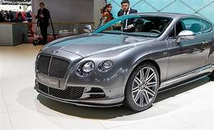 Bentley Continental Gt Speed : 2015 bentley continental gt speed coupe ~ Gottalentnigeria.com Avis de Voitures