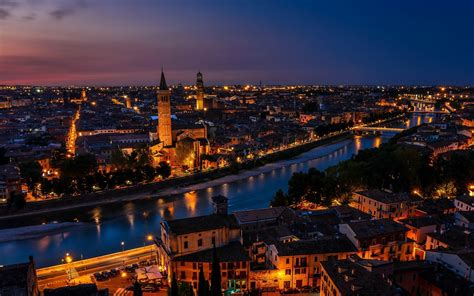 verona mobile city verona river italy wallpapers hd desktop and