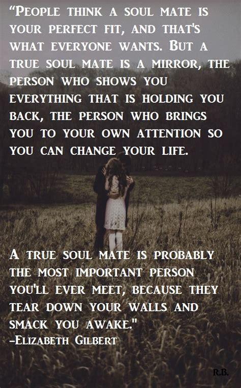 soul mate love quotes quotesgram