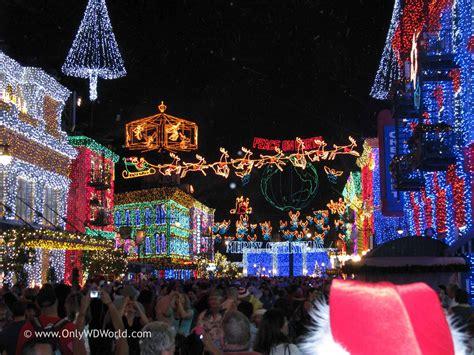 walt disney world resort christmas fun facts disney