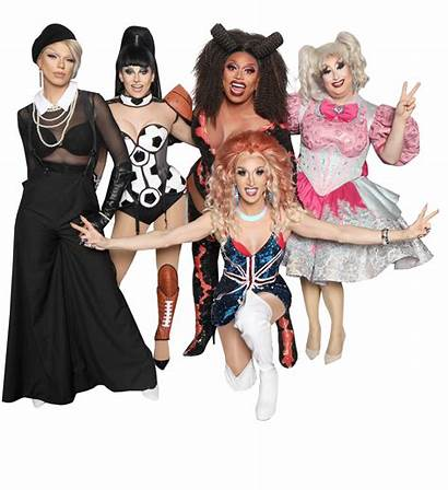 Drag Race Season Rupaul Nicky Doll Rupauls