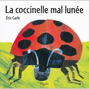 The Grouchy Ladybug In French Eric Carle 9782871422877