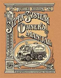 The Septic System Owner U0026 39 S Manual