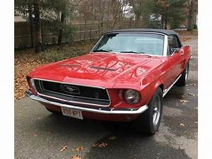 1968 Ford Mustang for Sale | ClassicCars.com | CC-1057888