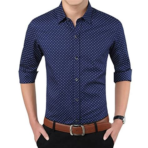 buttoned sleeve t shirt ytd mens 100 cotton casual slim fit sleeve button