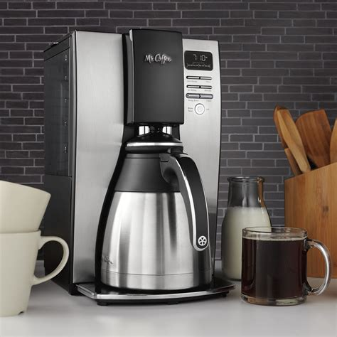 Coffee optimal brew 10 cup for its overall. Mr. Coffee® Optimal Brew™ 10-Cup Programmable Coffee Maker ...