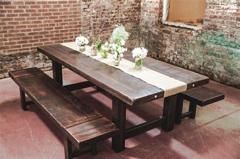 clayton atlanta custom farm table rustic farmhouse