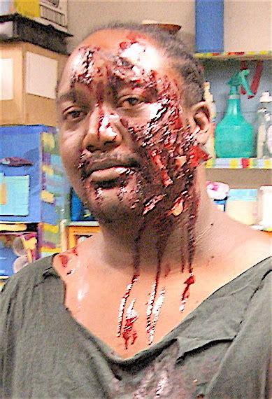 ghoul broken glass face  vivian haworth artwantedcom