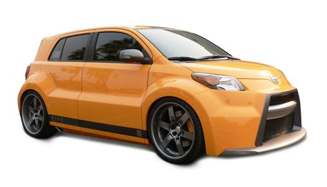 Five Axis Designs by Sema Scion Xd Widebody By Five Axis Design Carscoops