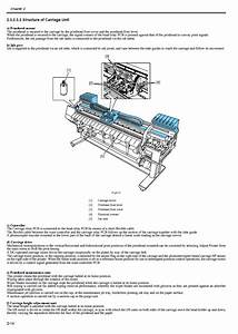 Canon Imageprograf Ipf9400s Ipf 9400s 9400 Service Manual