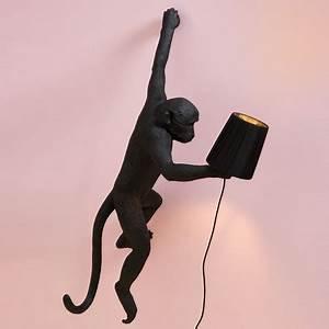 Seletti Monkey Lamp : buy seletti monkey lamp hanging black amara ~ Buech-reservation.com Haus und Dekorationen