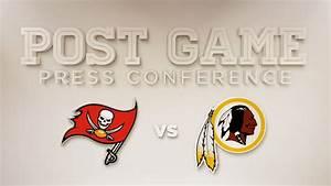 Redskins vs. Buccaneers Robert Griffin III Post Game Press ...