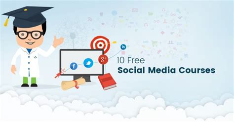 social media courses 10 free social media courses to grow your business