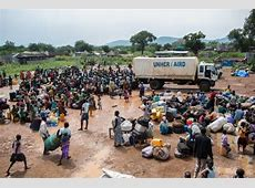 New refugee settlement opens in Uganda as thousands of