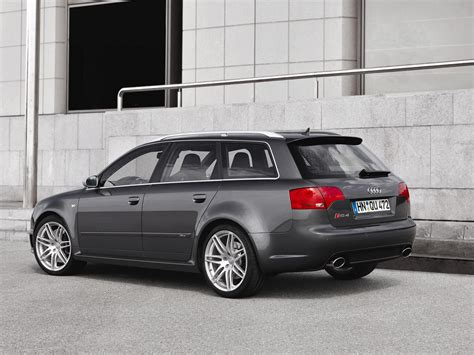 Rs4 Avant Usa by 2007 Audi Rs4 Avant 8e Pictures Information And Specs