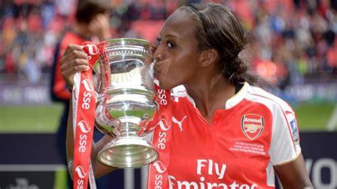 Women's FA Cup final: Arsenal Ladies 1-0 Chelsea Ladies ...