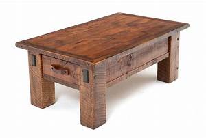 reclaimed aged barnwood is crafted into a beautiful rustic With rustic cabin coffee table