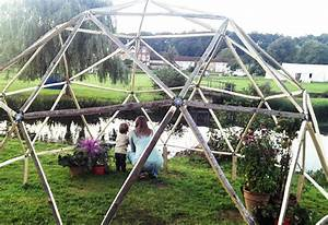 You Can Now Build Your Own Geodesic Dome at Home in Under