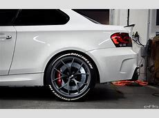 This BMW E82 1M Coupe Needed Some Extra Stopping Power