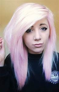 14 light Pastel Pink hairstyles – Color Inspiration ...