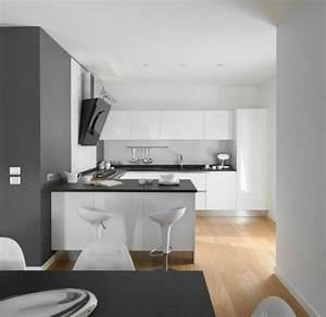 Heller Boden Dunkle Möbel : wei e k che dunkle arbeitsplatte heller boden interior design kitchen pinterest wei e ~ Bigdaddyawards.com Haus und Dekorationen