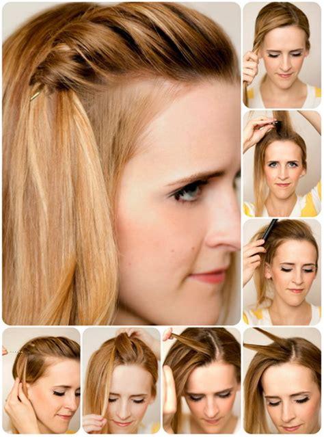 Frisuren Lange Haare Anleitung