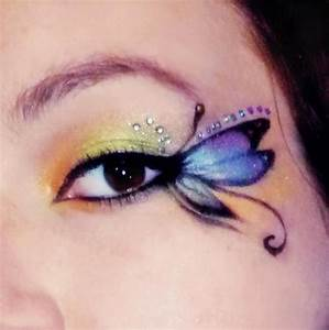 Fairy Makeup | butterfly fairy makeup by ~laura0613 on ...
