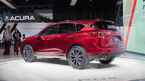 2019 Acura Rdx Prototype by 2019 Acura Rdx Prototype Motor1 Photos