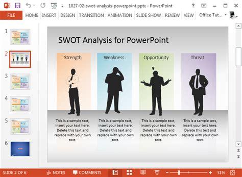beste swot powerpoint vorlagen