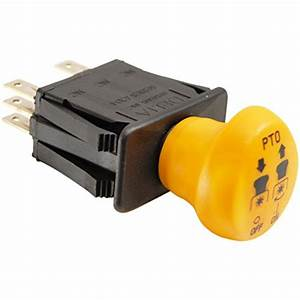 Rotary 13106 Pto Switch For Craftsman Delta Cub Cadet Mtd