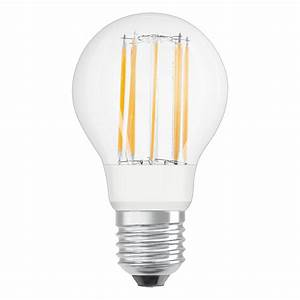 Osram Led Dimmbar : osram led superstar a100 2700k dimmbar e27 filament 12w 100w ~ Buech-reservation.com Haus und Dekorationen