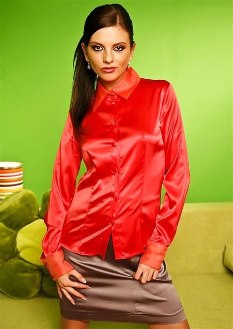 satin blouse satin blouses july 2012