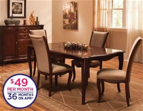 Raymour And Flanigan Keira Dining Room Set by Keira Dining Room Package