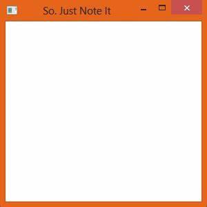 Squashing Oranges | Tutorial: Building a WPF application ...