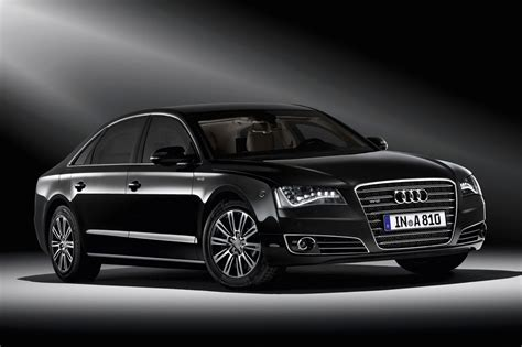 Audi Car : Armored Audi A8 L Security Car Combine Maximum Protection