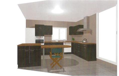 ouverture cuisine salon ouverture mur cuisine salon kirafes