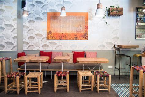 restaurant mure   design architecture