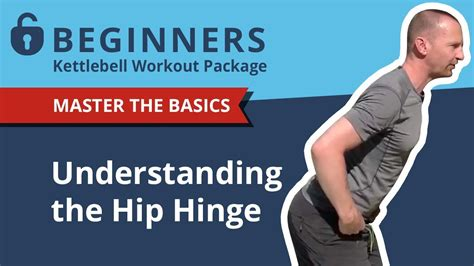 kettlebell hinge hip
