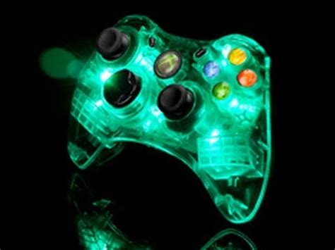 light on xbox 360 pdp afterglow xbox 360 controller review bwone